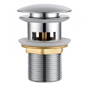Донный клапан для раковины Elghansa Waste Systems WBT-122 Chrome