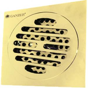 Трап прямой GANZER T001E GOLD