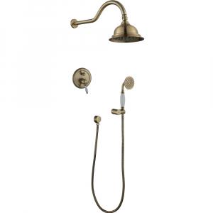 Душевая система Kaiser Rios 31077-1 Bronze