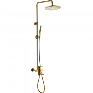 Душевая система Kaiser Sonat 34188 Bronze