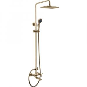 Душевая система Kaiser Trio 57288Br Bronze