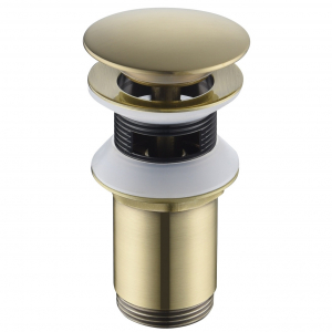 Донный клапан для раковины TIMO 8011/02 Antique