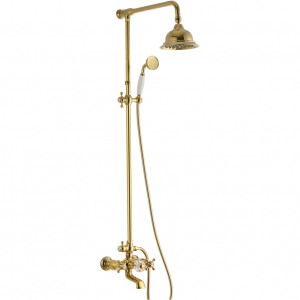 Душевая система Kaiser Vincent 90190-3 Gold