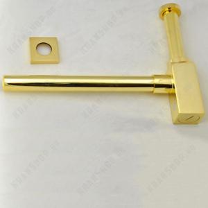 Сифон для раковины Remer 960114DO Золото