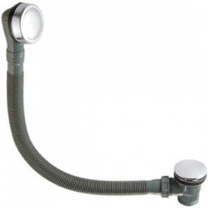 Обвязка для ванны Remer Waste 96PCC Хром