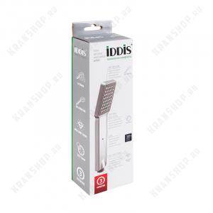 Душевая лейка Iddis A11012 Хром