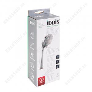 Душевая лейка Iddis A11031 Хром