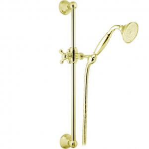 Стойка для душа Webert Comfort AC0384010 Золото