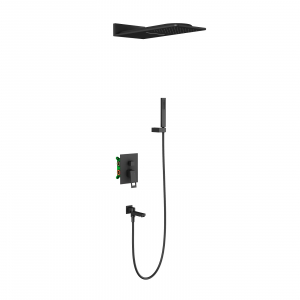 Душевая система TIMO Briana SX-7119/03SM Черный