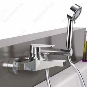Cмеситель для ванны Remer Dream D02 Хром