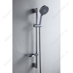 Душевой комплект Bravat Waterfall D152CP-2A-RUS Хром