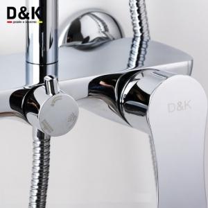 Душевая система D&K Rhein Reisling DA1273701B03
