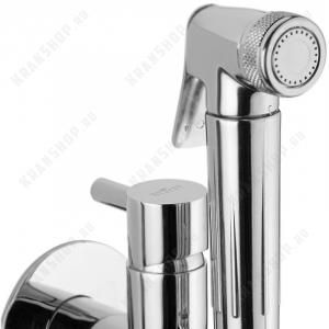 Гигиенический душ со смесителем Webert EL870301015 Хром