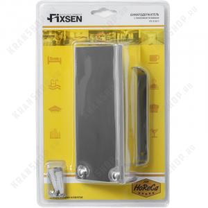 Бумагодержатель с полкой для телефона Fixsen Hotel FX-31011 Хром