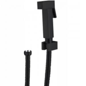 Гигиеническая лейка в наборе GANZER GZ2139C SET BLACK