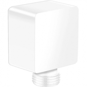 Подключение для шланга Hansberge CUBITO H107WW White