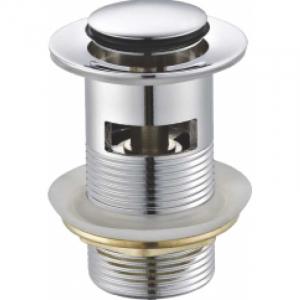 Донный клапан для раковины HANSEN H6715 Хром