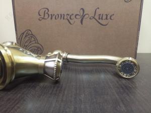 Cмеситель для раковины Bronze de Luxe Royal 10218