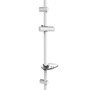 Стойка для душа Elghansa Shower Rail SB-17S White