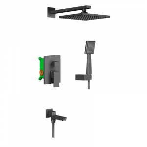 Душевая система TIMO Selene SX-3069/03SM Black