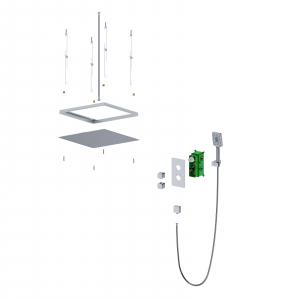 Душевая система TIMO с термостатом Petruma SX-5029/00SM Хром
