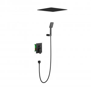 Душевая система TIMO Selene SX-2029/03SM Black