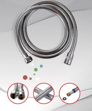 Шланг для душа ViEiR VR25200 Серый