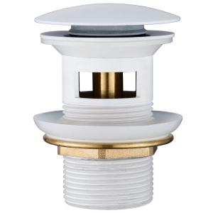 Донный клапан для раковины Elghansa Waste Systems WBT-122-White