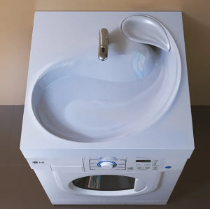 Раковина над стиральной машиной Raval Buta 5211600