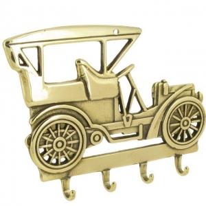 Ключница настенная Stilars 00078 Gold