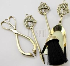 Каминный набор Stilars 00463 Gold