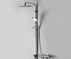 Душевая система WasserKRAFT A042 CR