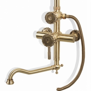 Душевая система Bronze de Luxe 10120D