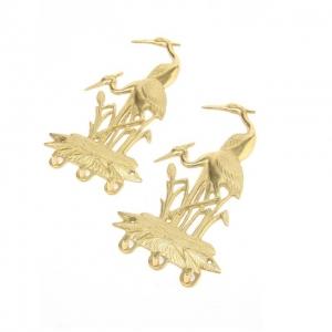 Ключница настенная ''Цапли'' Stilars 16.2127 Gold