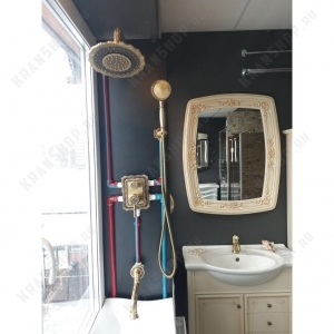 Душевая система Bronze de Luxe Windsor 10137DF