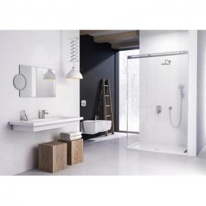 Тропический душ Webert Comfort AC0398015METAL Хром