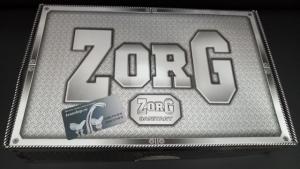 Смеситель для кухни ZorG ZR 313YF-33 Bronze