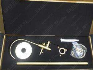 Смеситель для ванны напольный Bennberg 26N313 Bronze
