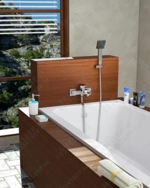 Cмеситель для ванны Bennberg 130111-01 Хром