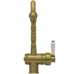 Смеситель для кухни Seaman Barcelone SSL-5077 Antique Gold