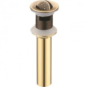 Донный клапан для раковины с переливом Bronze de Luxe 21979