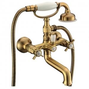Cмеситель для ванны Elghansa Praktic 2322660 Bronze