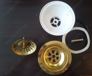 Слив для кухонной мойки Migliore ML.RIC-10.130.DO
