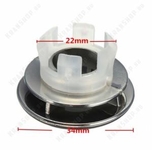 Декоративное кольцо для раковины Migliore ML.RIC-30.810 Бронза