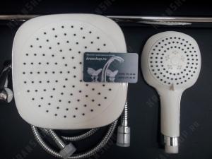Комплект для ванной комнаты Kaiser 0472-50 Chrome