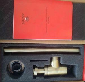 Сифон для раковины Kaiser 958Z-An Bronze