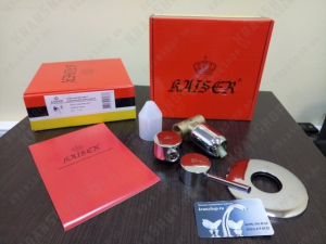 Смеситель для душа Kaiser Merkur 26017 Chrome