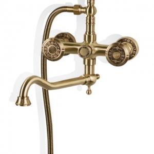 Душевая система Bronze de Luxe 10121D