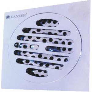 Трап прямой GANZER T001 CHROME