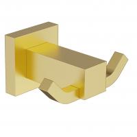 Крючок двойной TIMO Selene 17012/17 Gold